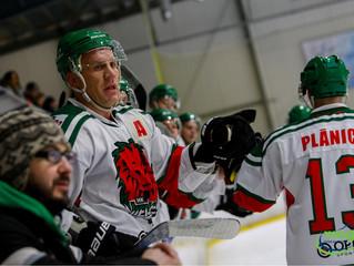 HK Mogo Latvijas čempionāta spēlē ar 5:3 uzvar titula īpašniekus HK Liepāja