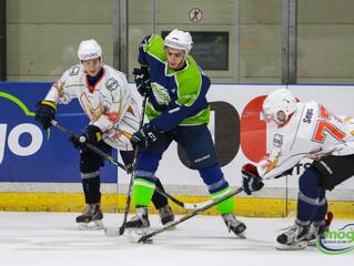 HK Mogo ar 8:2 apspēlē Pārdaugavas hokejistus.
