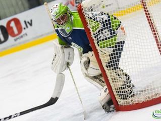 HK Mogo Latvijas čempionāta izbraukuma spēlē ar 3:2 uzvar HK Liepāja/Optibet