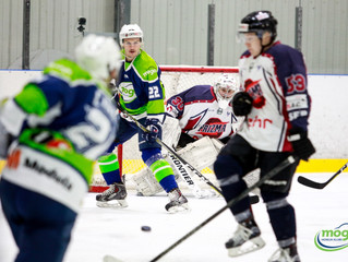 HK Mogo Latvijas čempionāta izbraukuma spēlē ar 4:2 uzvar HK Prizma hokejistu