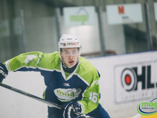 HK Mogo uzvar HK Prizma un nostiprinās Latvijas čempionāta vadībā
