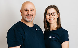 Jerome Massage therapists: Rick and Jeanine Saggio (LMT's), 25 years experience, Clarkdale, AZ