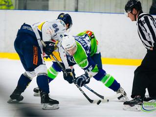 HK Mogo Latvijas čempionāta spēlē ar 3:2 uzvar HK Kurbads hokejistus