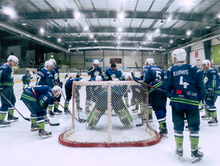 Mogo/LSPA Baltijas Hokeja Līgas turnīru sāk ar pārliecinošu uzvaru pār Kaunas Hockey