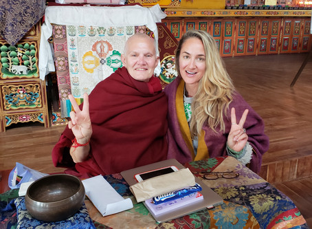I Almost Lost My Mind At A Buddhist Monastery