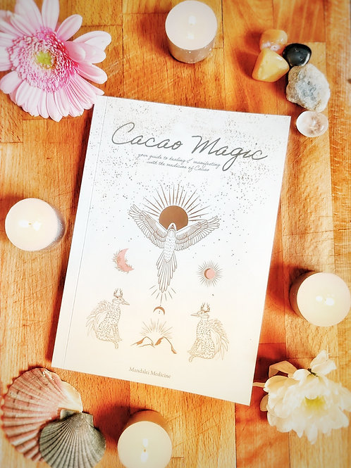 Journal - CACAO MAGIC - your guide to healing & manifesting with the magic of Ca