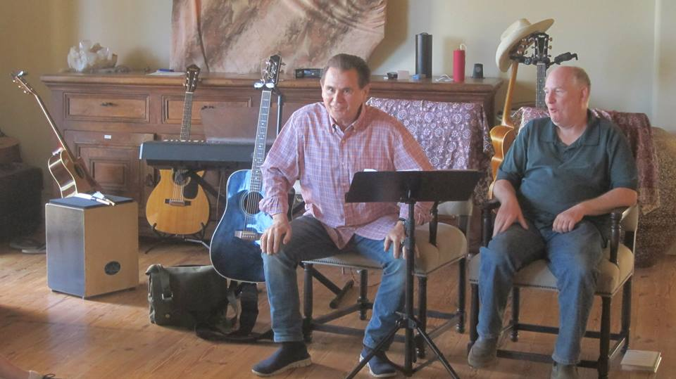Harold Paynes Songwriting Workshop