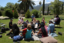 Songwriting Workshop in the Sun