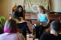 Songwriting Performance