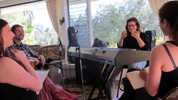 Co-Writing with Marsha Malamet