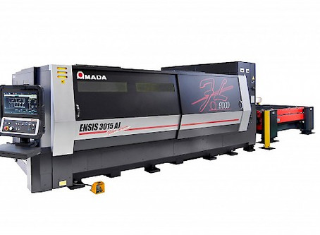 Trimetillä Euroopan ensimmäisenä 9kW kuitulaser tuotantokäytössä