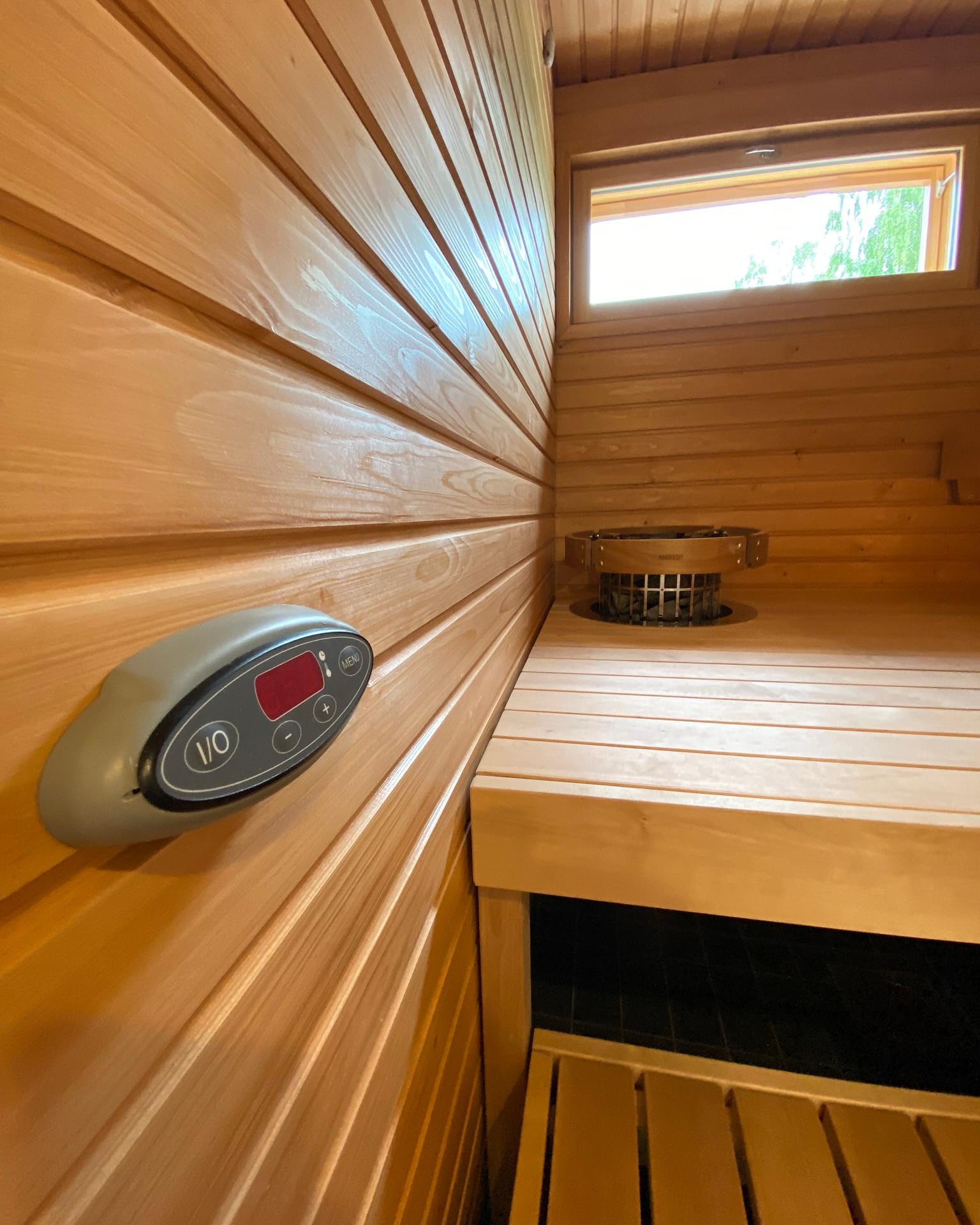Intuitiivinen sauna