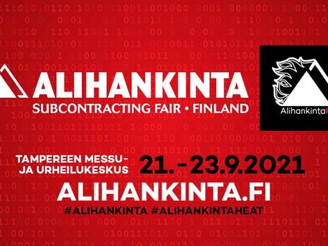 Kaarinan Trimet osallistuu Alihankintamessuille 21.-23.9.2021