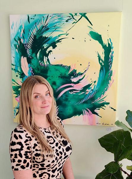 Heidi Roschier Art