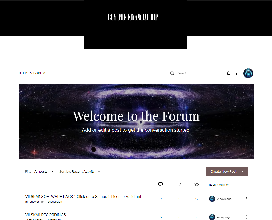 ACCESS OUR FORUM