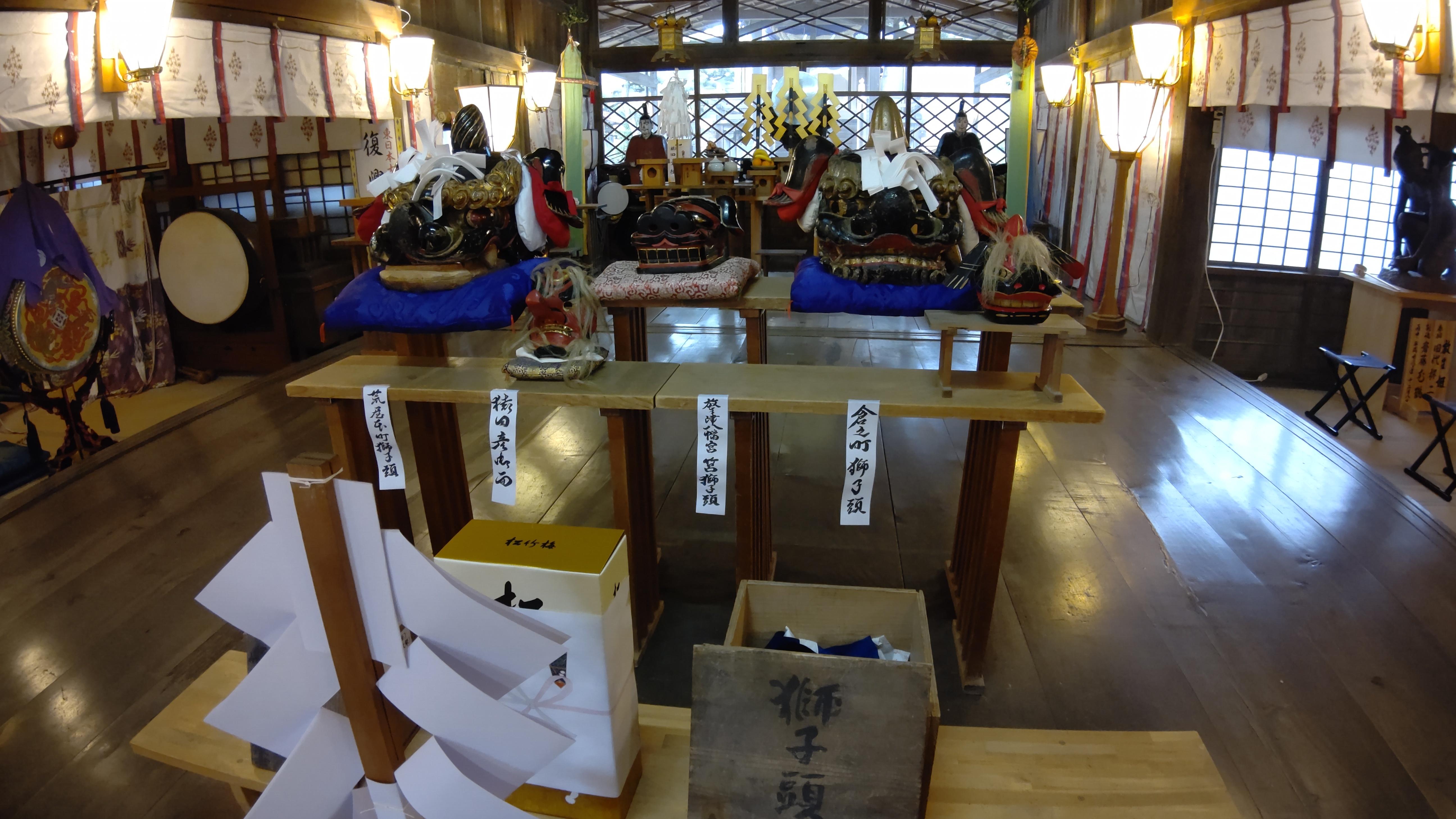 令和2年5月15日 春季祭は規模を縮小し、斎行いたしました。