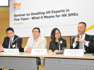 Seminar on Doubling US Exports in Five Years – What it Means for HK SMEs