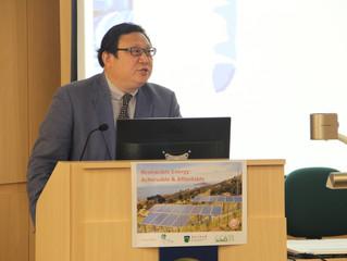 Hong Kong Open Forum on Renewable Energy, 2016