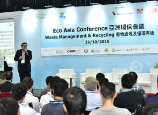 Eco Expo Asia, 2015 - Topic Sharing