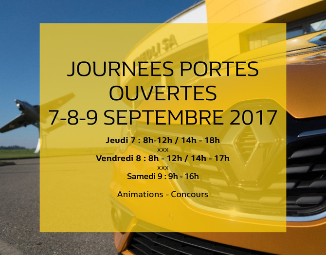 JOURNEES PORTES OUVERTES AU GARAGE FRIEDLI SA