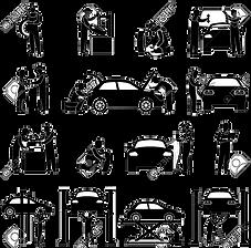 Friedli SA, garage-carrosserie, Payerne, logo, Renault, Dacia, accueil, voitures, atelier, vente, carrosserie, depannage, atelier, expo