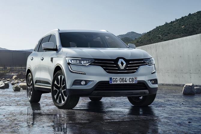 Renault au salon Genève 2017 : nouveau Captur, Koléos et une surprise