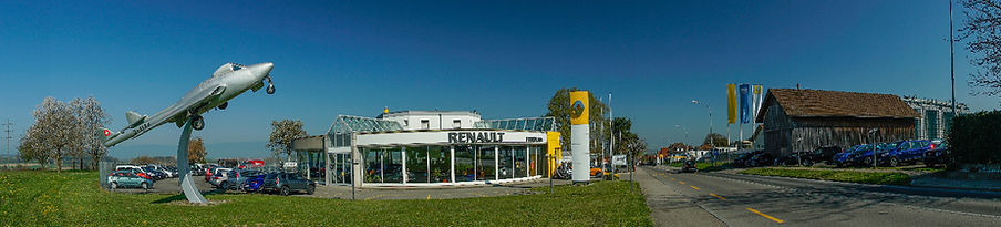 Renault, Dacia, Friedli SA, Garage, Payerne, vente, voitures neuves, occasions, avion