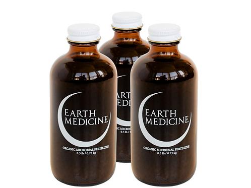 Earth Medicine Microbial Fertilizer