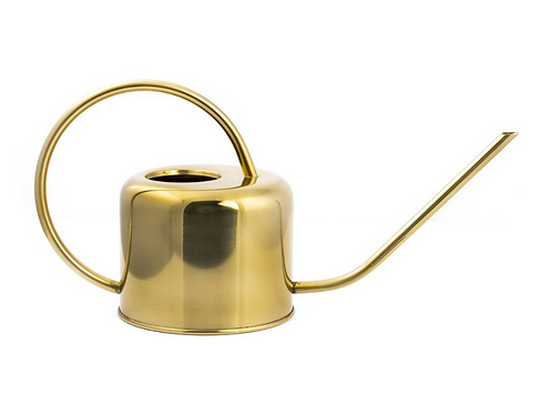 Brass Watering Can 1.2L