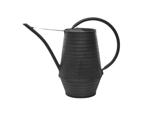 Black Industrial Watering Can 800mL