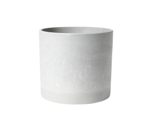 "KANSO Signature Planter 9"" Cylinder"