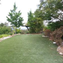 Los Gatos Modern Landscape Before 2