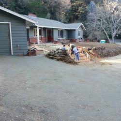 Los Gatos Santa Cruz Mointains Landscape Progress 1