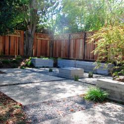 Palo Alto Landscape After