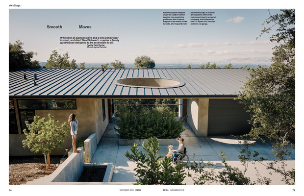 LANDFOUR in Dwell Magazine