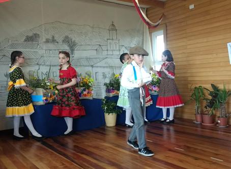 La Pérgola de las Flores en Fiestas Patrias
