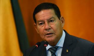 Amazônia é o grande desafio do Brasil, diz Mourão em seminário online