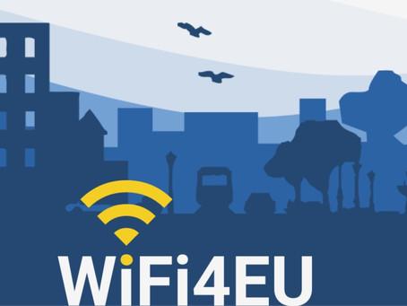 Modi realitza instal·lacions de Wifi4Eu