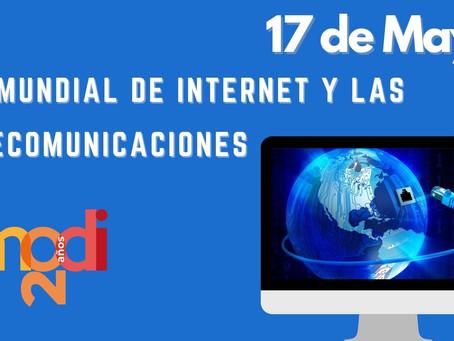 17 de Mayo día Mundial de las telecomunicaciones