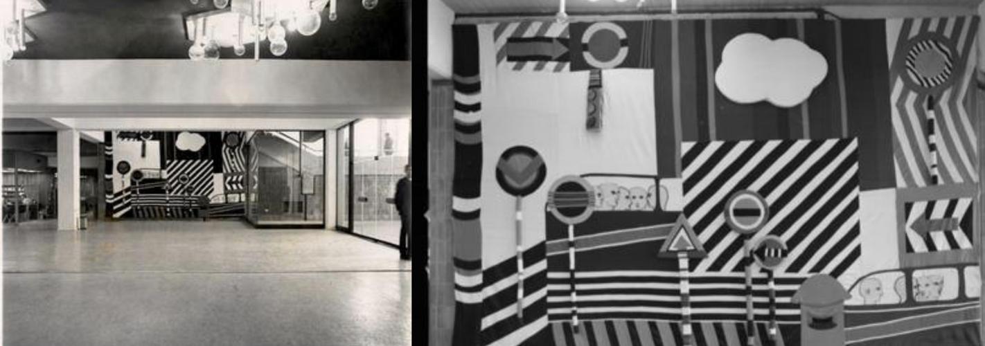 Hall de Acceso UNCTAD III