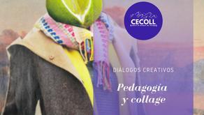 Collage en la sala de clases: el vínculo con la pedagogía