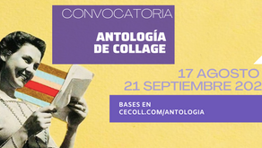 CONVOCATORIA: Antología de Collage