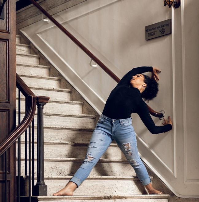 Christina Tribo photo by Ryan Smith Visuals