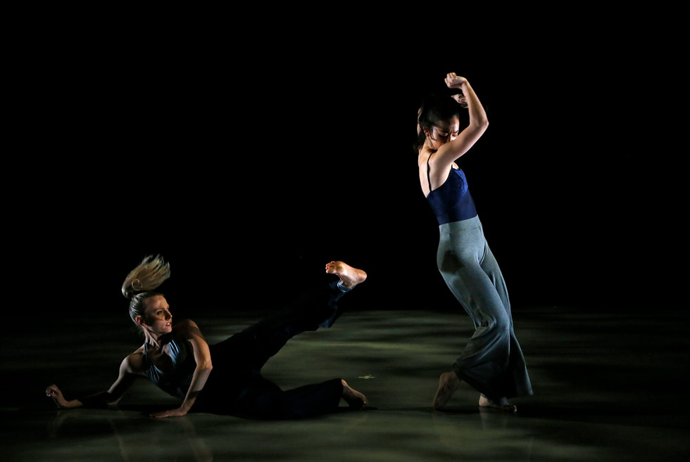 Alison Cook Beatty Dance photo by Paul B. Goode
