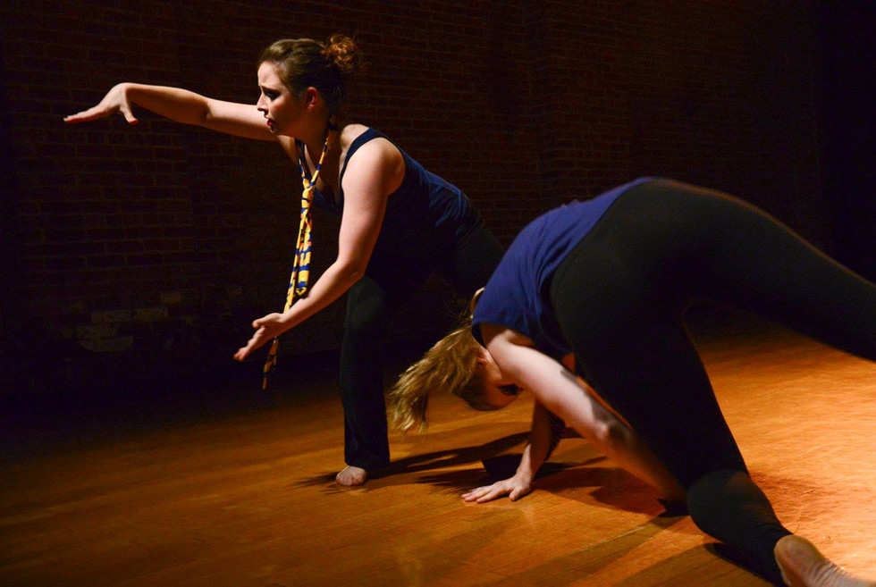 Cattywampus Dance photo by John Timpone