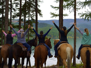 Equine Ministry Changing Lives in North Idaho