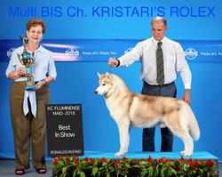 Kristari's Rolex