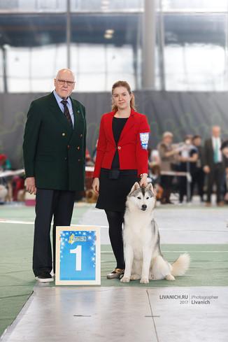 Рико Юный Чемпион России и НКП