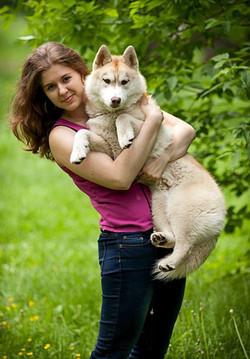 My beloved puppy ^_^