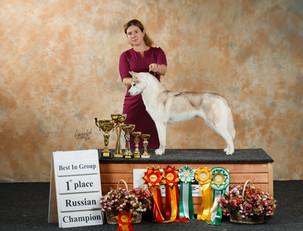 Выставка 16 августа, BIG 1 и новый Чемпион России